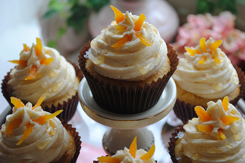 Easy Apricot Cupcake Ideas